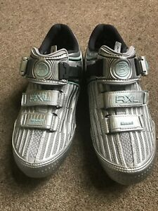 Cycling Shoe Bontrager RXL WSD Road 37.5 Silver