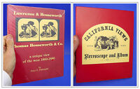 P E Palmquist - Lawrence & Houseworth View of the West 1860-1886 Stereoview book
