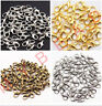 Wholesale 100pcs Jewelry Loose Lobster Clip Clasp Claw Clasps Hooks 10mm / 12mm