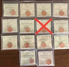 1990-2006 ICCS 1 Cent Collection MS-65 to 67 PRICE REDUCED!!!
