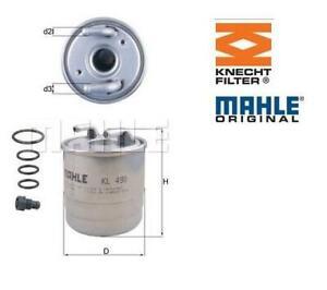 MAHLE/KNECHT FUEL FILTER MERCEDES C-CLASS C220 C250 C320 C350 CDI A6420902052
