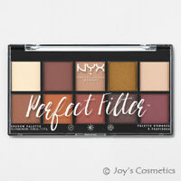 """1 NYX Perfect Filter Shadow Palette - Eye """" PFSP02 - Rustic Antique """" *Joy's*"""