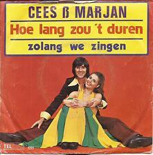 Cees & Marjan - Hoe lang zou `t duren (Telstar)