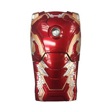 """Iron Man 3D Armor Hard Phone Case Cover LED For iPhone 6 Plus / 6s Plus 5.5"""" RD"""