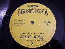 "Everlasting Gangstas Back Up Off Me 12"" Single 2002 Vinyl Record"