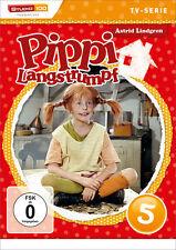 Pippi Langstrumpf - DVD 5 - TV-Serie - DVD