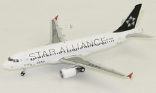 """Shenzhen Airbus A320 """"Star Alliance """" Reg:B-6296  1:200 Diecast Models    XX2845"""