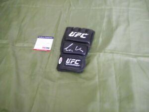 Conor McGregor Autographed UFC Glove jersey signed
