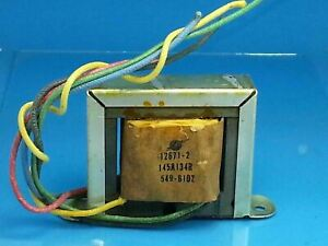 MIDWEST 12671 OUTPUT TRANSFORMER TUBE AMP SINGLE END SE 11 WATT 6L6