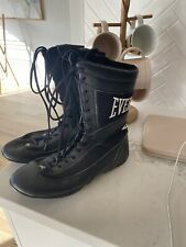 Everlast Michelin Performance Boxing Boots Size Mens US 12 Exc