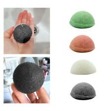 1Pcs Natural Konjac Cosmetic Puff Face Cleansing Puff Cleanse Washing Sponge