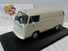"""Maxichamps 940053060-Volkswagen VW t2b van año de fabricación 1972 en """"gris claro"""" 1:43"""