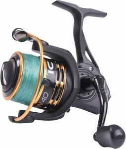 Leeda ICON Spin Reel Loaded with Braid