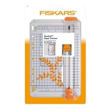 Fiskars Portable SureCut Paper Trimmer 5446