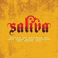 Saliva   'Icon'    CD  (Brand New)