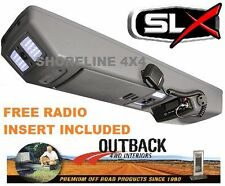 OUTBACK ACCESSORIES ROOF CONSOLE 4X4 ISUZU DMAX DUAL CAB EXTRA CAB D-MAX CONSOLE