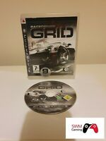 Racedriver Grid PS3 PlayStation 3. Tested & Working. ***FREE UK P&P***