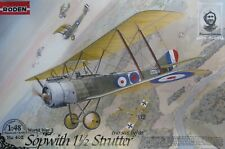 1/48 Sopwith 1 1/2 Strutter (Two Seat Fighter) by Roden