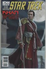 Star Trek Khan Ruling In Hell #1 comic book TOS TV show series movie