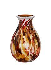Bella Vase, Hand Crafted Decorative Glass Vase, Luxury Home Accessories