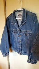 Vintage Levis Denim Trucker Jacket with Authentic Since 1850 Label Size L