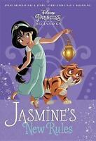 Disney Princess Beginnings: Jasmine's New Rules (Disney Princess) (A S-ExLibrary