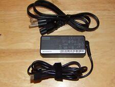 Original OEM Lenovo 45W 20/15/9/5V AC Adapter for ThinkPad T470s 20HF0006 Series