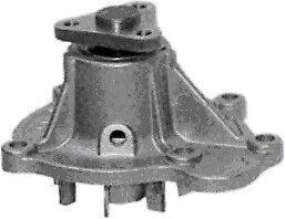 Protex Water Pump PWP3101 fits Nissan Micra 1.3 i 16V (K11)