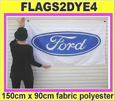 Ford Flag Bathurst Racing Flag V8 Flag Supercars Motor Car Flag