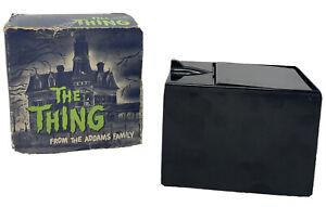 """VTG Addams Family """"The Thing Bank"""""""