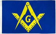"""New listing """"Masonic"""" 3x5 ft flag polyester by"""