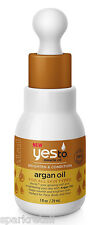 Yes To Miracle Oil Brighten & Condition ARGAN OIL For Face/Body/Hair 29ml