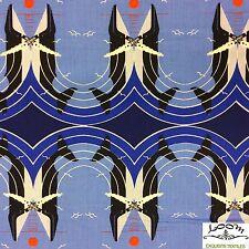 RPFCHB40A Charley Harper Maritime Killer Whale Beach Organic Cotton Quilt Fabric