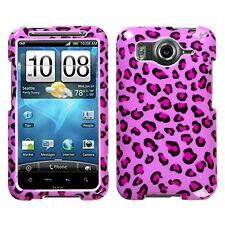 Pink Cheetah HARD Protector Case Snap On Phone Cover for AT&T HTC Inspire 4G