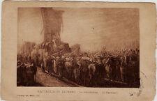 #LEGNANO: LA BATTAGLIA DI- ..LA PREGHIERA (G.Previati)