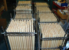 Cue Components Cue Building Parts Supply Shaft Dipped Cones Pool Cue Shaft Wood