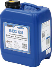 BCG 84 Flüssigdichter f. Boiler Trinkwasserleitung Brauchwasser 5 Liter 29,99€/l