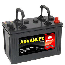 663 / 643 Battery 110ah Advanced 3 YEAR WARRANTY Tractor Defender Taxi