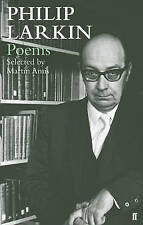 Philip Larkin Poems: Selected by Martin Amis, Philip Larkin, New
