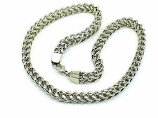 """STAINLESS STEEL MENS CHAIN NECKLACE HEAVY LINK 23.5"""" 10mm 160g   * US Seller"""