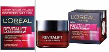 L'OREAL REVITALIFT LASER RENEW Day Cream Advanced Anti-Aging Triple Action 15ml