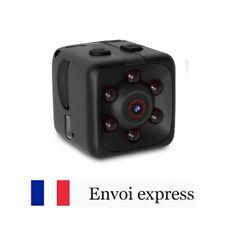 Mini caméra espion 1080P VISION NOCTURNE infrarouge - Vidéo (1920x1080) discrète