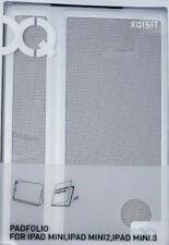 Original Gold XQISIT Protective Case Cover Folio Fits Apple Ipad Mini 1 2 3