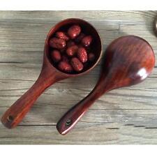 Baoblaze Large Wooden Long Handle Ladle Scoop Water Spoon for Bath Sauna