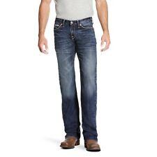 Ariat® Men's M7 Rocker Stretch Lower Rise Slim Boot Cut Jeans 10023481