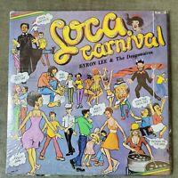 "Byron Lee & The Dragonaires - Soca Carnival, 12"" 45 rpm vinyl LP, Jamaica 1980"