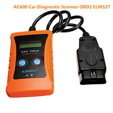 AC600 Car Diagnostic Scanner Tool CAN OBDII ELM327 Auto Engine Fault Code Reader