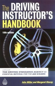 The Driving Instructor's Handbook by Miller, John Paperback Book The Cheap Fast