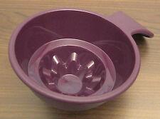 Tupperware Formschön Reisform Stern Form für Reis Brombeer Lila Violett Neu OVP