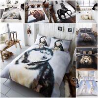 3D Print Duvet Cover Sets Digital Print Bedding Pillowcase Single Double & King